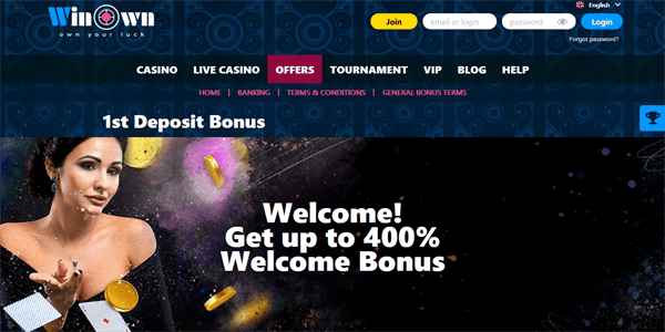 winown casino review