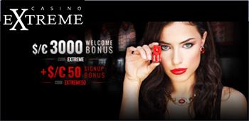 20 free spins for new and old players by Casino Extreme