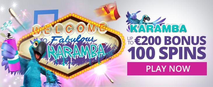 karamba casino no deposit bonus 2019