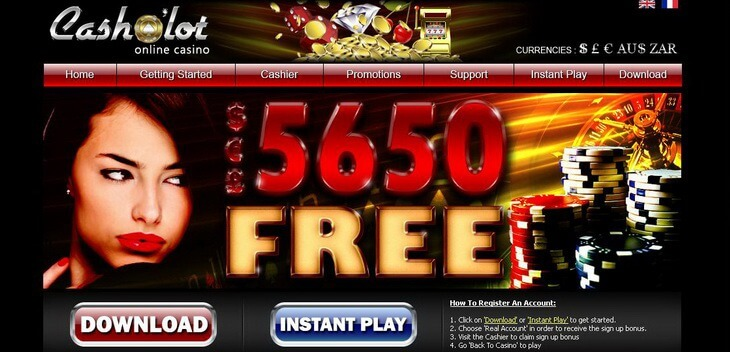 free cash casino no deposit