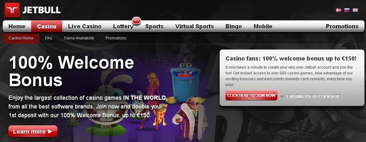 Jetbull no deposit bonus pokies 4 u online