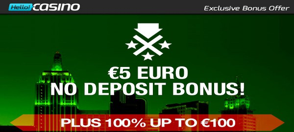 best casino no deposit bonus