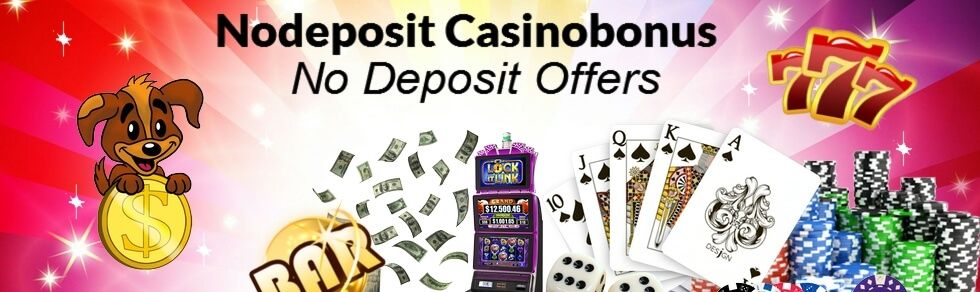 no deposit casino bonus september 2019